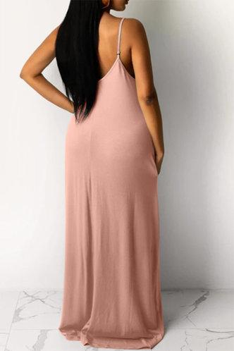 back_Jean Elva Pink Dress