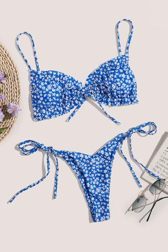 back_Lynda Eileen Blue Disty Print Bikini